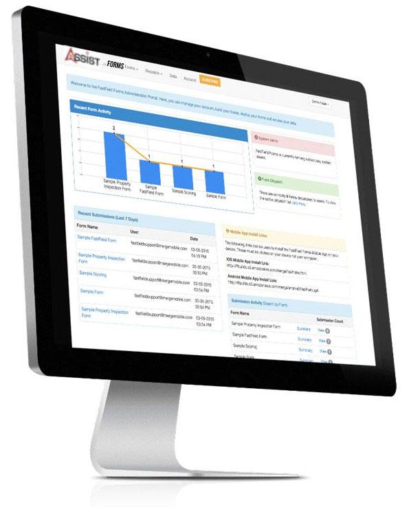 forms-dev-screen