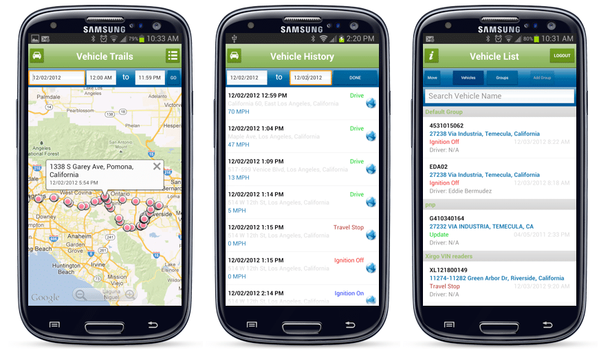 gps-tracking-android-vehicle-trails-history-list